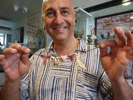 Artigianato d'Arte di Vianello Mauro: Glass underwear!