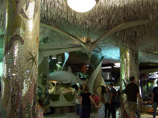 City Museum: inside