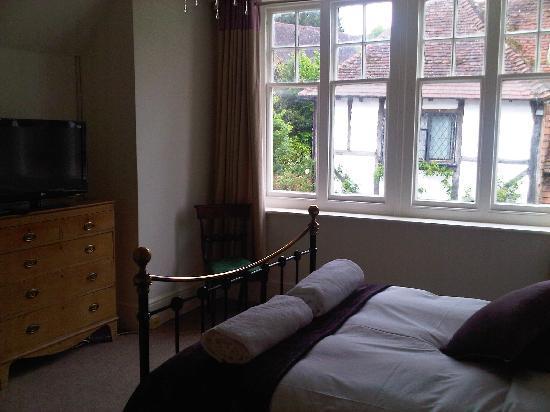 The Anchor Inn : bedroom