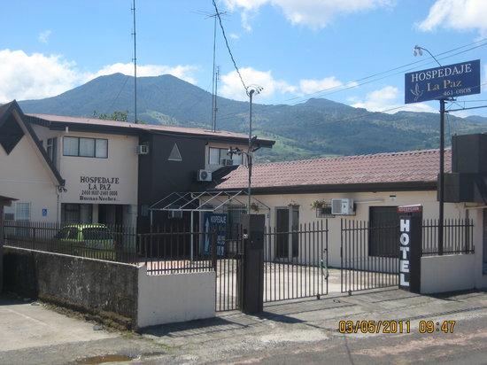 Hospedaje La Paz Quesada-COSTA RICA