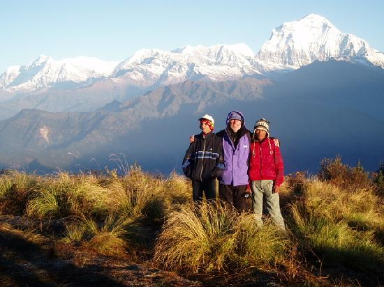 Himalaya Heart Treks & Expeditions: Feels like the top of the World