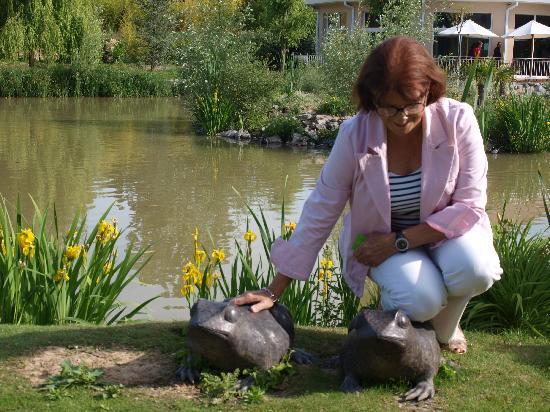 Les Jardins de Beauval: un super décor...