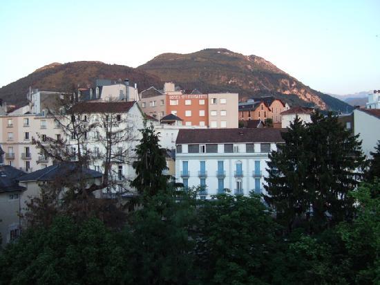 Hotel La Solitude: View from Rm.641