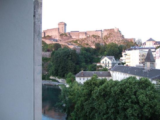 Hotel La Solitude: View from Rm. 641