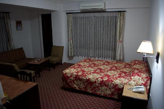 Fuji Hotel: Deluxe Room
