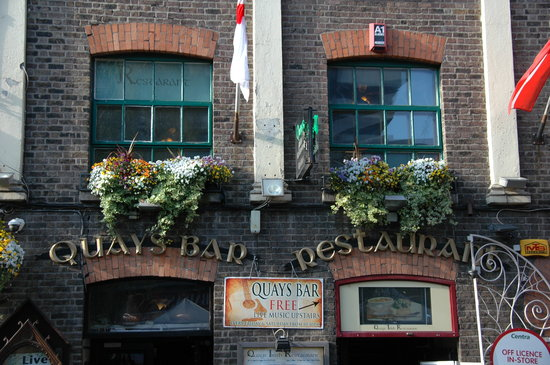The Quays Irish Restaurant Dublin South City Centre