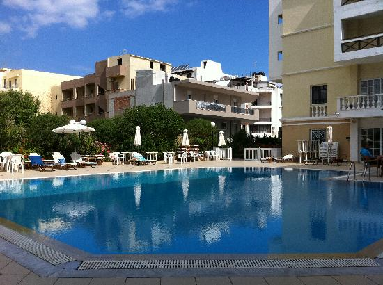 Hersonissos Palace Hotel Pool
