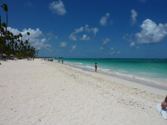 TRS Turquesa Hotel: the best beach