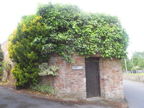 numbertwelve : entrance to home