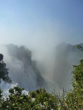Mosi-oa-Tunya / Victoria Falls National Park: ワクワク^^ドキドキ^^^^