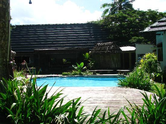 The Beachouse : the pool!