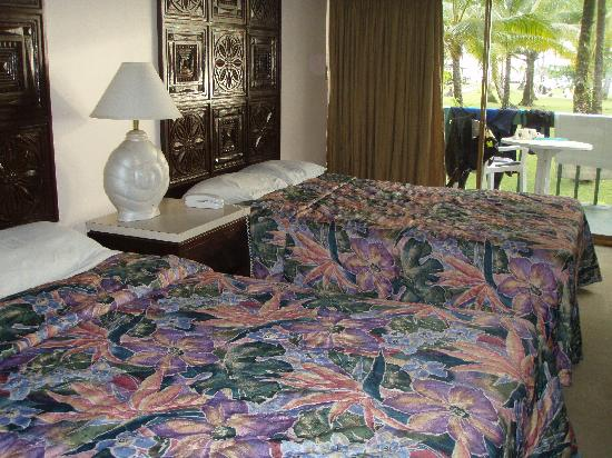 Truk Blue Lagoon Resort: standard room at the Blue Lagoon Resort