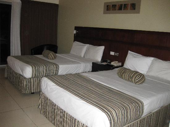 Tanoa Waterfront Hotel : Executive Room Tanoa Waterfront, Lautoka