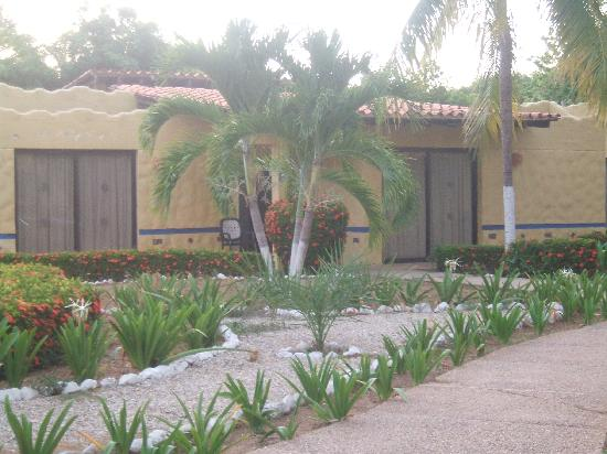 Hesperia Playa El Agua: bungalow
