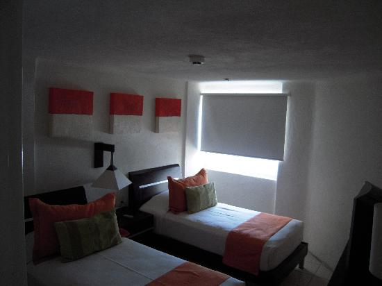 Camino Real Manzanillo: The 2nd bedroom