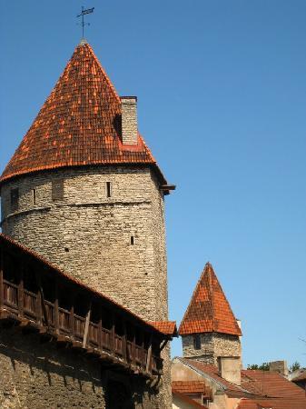 ทาวน์วอลล์: Towers of Tallinn