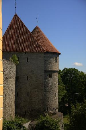 ทาวน์วอลล์: Old town towers