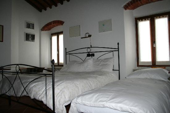 Galleria Ars Apua B&B : Our room
