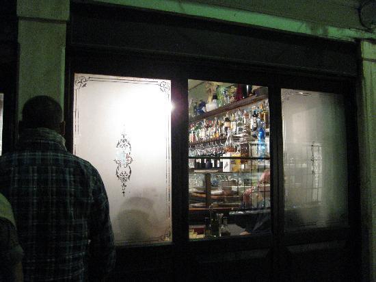 Osteria Al Mascaron : 店前2