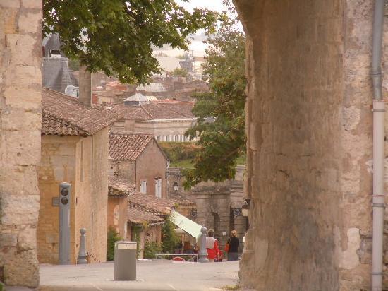 Villa St. Simon : Blaye from the Citadel