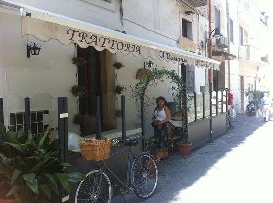 Il Baluardo Trattoria & Pizzeria: Sabato 4 Giugno 2011