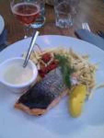 salmon quot popeline quot picture of la corde a linge strasbourg tripadvisor