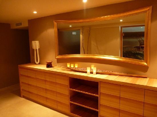 Hotel Christof: SPA - Ingresso piscina