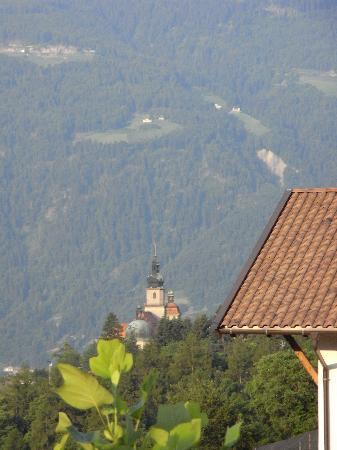 Hotel Sonnenhof: Balkonausblick