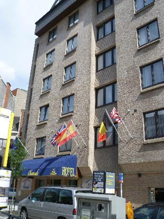 BEST WESTERN Hotel Chamade: hotel in ghent
