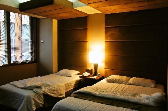 メトロ ホテル ソウル, お部屋の写真です