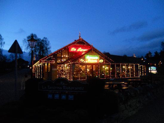 La Taverna: So inviting
