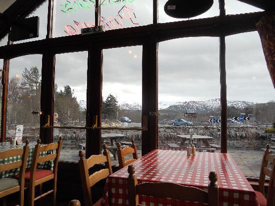 La Taverna: Lovely setting