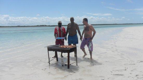 Malindi, เคนยา: grigliata