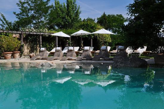Borgo Santo Pietro: The Infinity Pool
