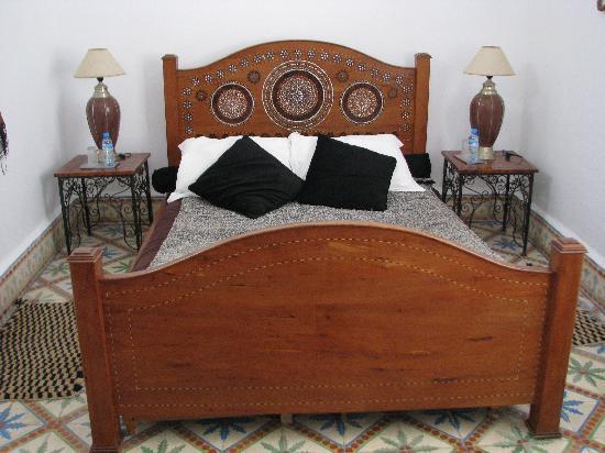 Riad Malaika: Our room