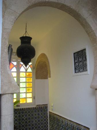 Riad Malaika: Stairwell