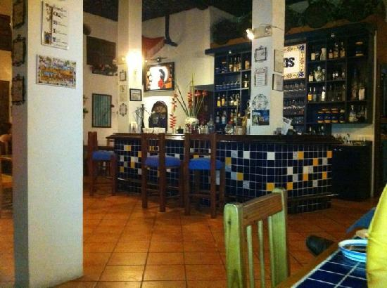 San German, Porto Rico: The tapas bar