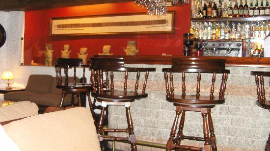 La Hacienda Miraflores: Die Hotelbar