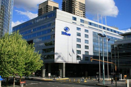 Hilton Buenos Aires: Hotel exterior