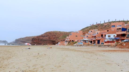 Legzira Beach: Legzira Plage