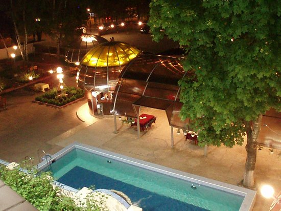 Hotel Complex Mercury