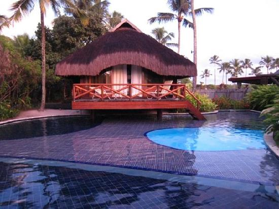Nannai Resort & Spa: La casetta sull'acqua