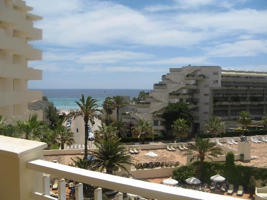 Hipotels Marfil Playa: view from d room