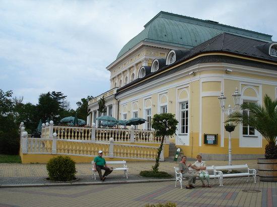 Frantiskovy Lazne, Czech Republic: Casino Franzensbad