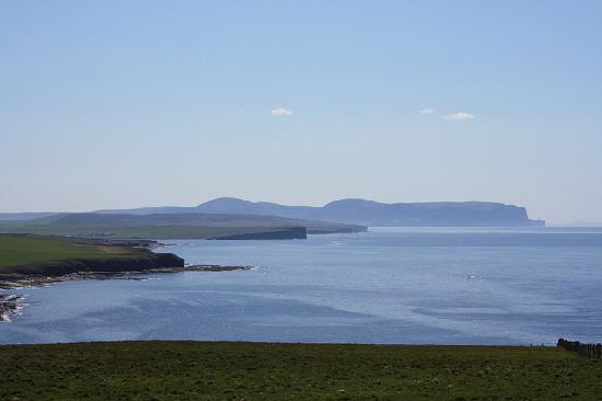 Mainland, UK: Hoy In The Distance