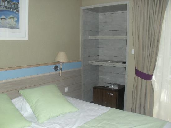 Ermitage Boutik Hôtel : chambre