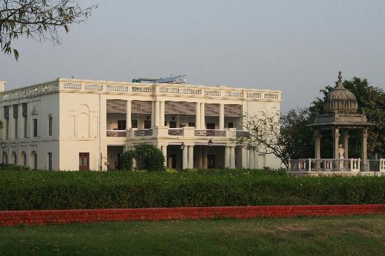 Nadesar Palace Varanasi : Front