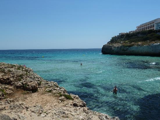 Club Hotel Tropicana Mallorca: plage