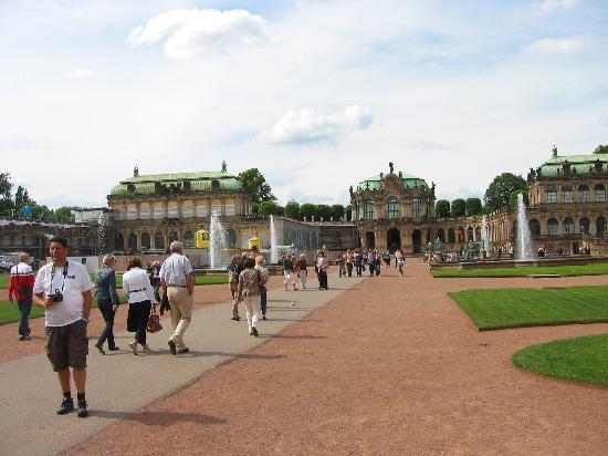 Drezno, Niemcy: Dresden view 3