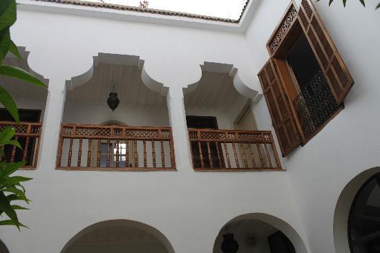 Riad Alma: Petite terrasse